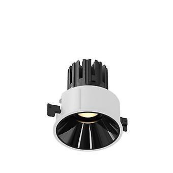 8w / 10w / 220v - 240v Geek kapea vanne pyöreä pyöreä tähtäys led valonheittimen katto kotiin