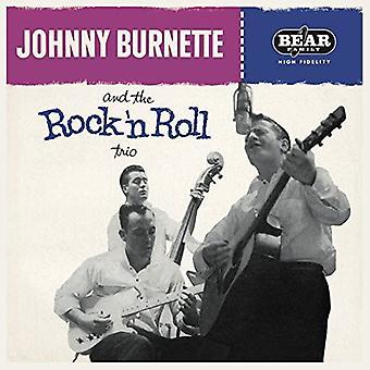 Johnny Burnette - Johnny Burnette & the Rock 'N' Roll Trio [Vinyl] USA import