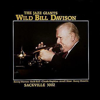 Wild Bill Davison - Jazz Giants [CD] USA import