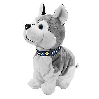 Electronic Robot Dog - Sound Control Plush Toy