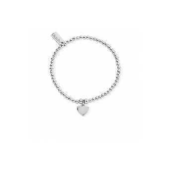 ChloBo süße Charme Herz Armband SBCC024