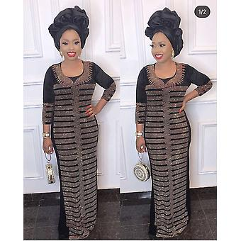 New African Fashion, Free Size Long Traditional Dress's