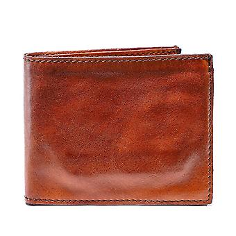 Campomaggi Leather Billfold Coin Wallet