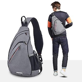 Unisex One Shoulder Backpack
