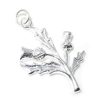 Oset 2d Sterling Silver Charm .925 X 1 Oset Charms - 8199