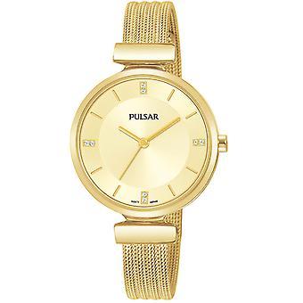 Ladies Watch Pulsar PH8470X1, Quartz, 30mm, 3ATM
