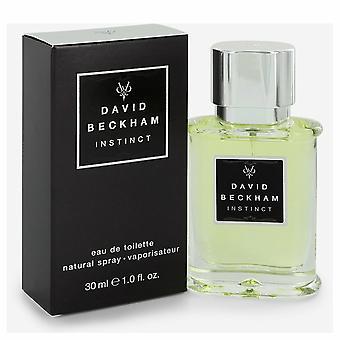 David Beckham Instinct by David Beckham Eau De Toilette Spray 1 oz / 30 ml (Men)