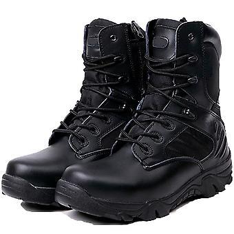 Army Combat Boots Katonai Boots Men lélegző Taktikai Combat Desert Training