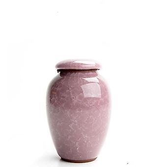 Bird Dog Pet Urns Cremation Caskets Funeral Vase Cat, Human Ashes Made Ceramics