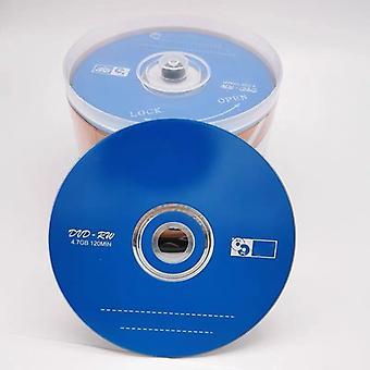 Wholesale Blue Blank Printed Dvd Rw