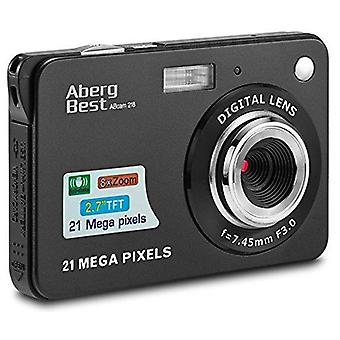 Abergbest 21 mega pixels 2.7  lcd rechargeable hd digital video students cameras-indoor outdoor for wof51081