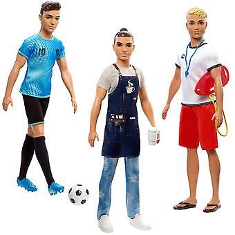 Ken poupées de carrière asst