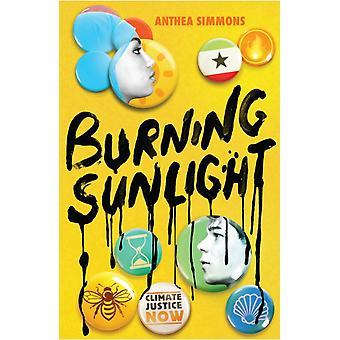 Burning Sunlight by Anthea Simmons