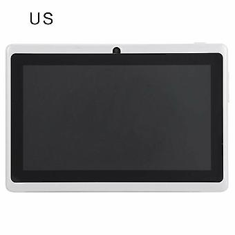 7 Inch wifi tablet computer quad core 512 + 4gb wifi custom frequency intelligent gravity sensor tablet computer