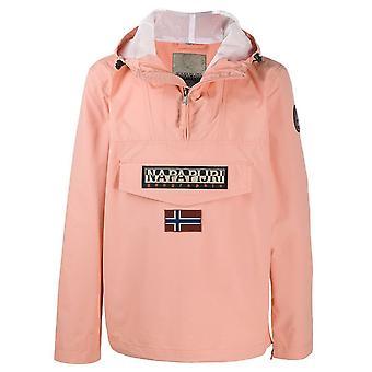 Napapijri Rainforest Sum T Coral Pink Jacket