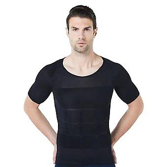 Slim N Lift Body Shaper Mens Body Shaper Slimming Shirt