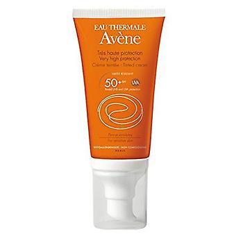 Avene Sunscreen SPF 50+ 50 ml Farbige