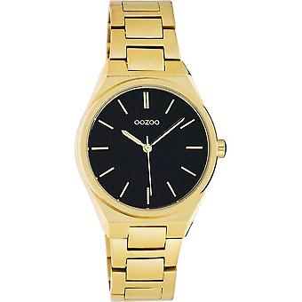 Oozoo - Women's Watch - C10528 - Gold Black