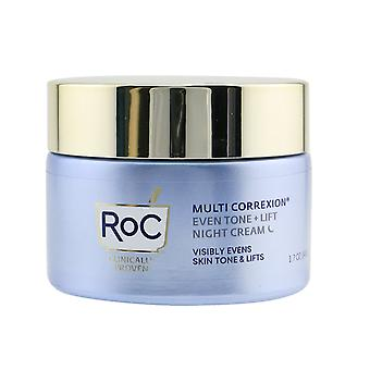 Multi correxion even tone + lift 5 in 1 night cream 262978 48g/1.7oz