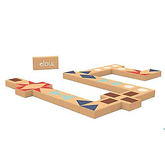 Elou Domino Shapes Game