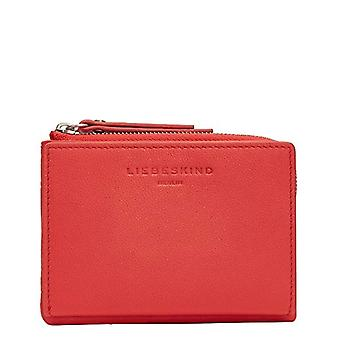 Liebeskind Berlin Basic Smill, Women's Wallets, Chili Red, Small (HxBxT 9cm x 13cm x 1cm)