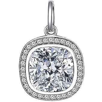 Nahla Jewels - Pendant - Sterling Silver 925 with zircon, Zircon Pendant, Sterling Silver Pendant, Ref Jewelry. 4250977723365