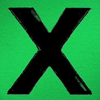 Ed Sheeran - X Vinyl