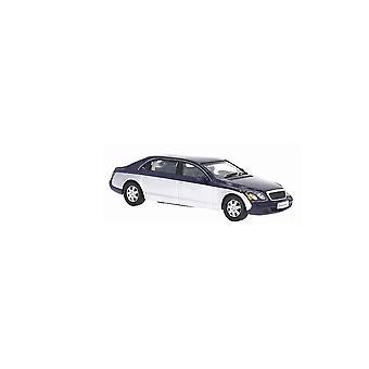Maybach 62 (2009) Diecast Model Car