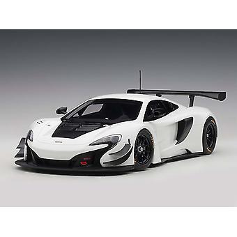 McLaren 650 S GT3 Composite Model Car