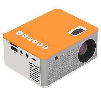 Hd Mini Uc Portable Video Projector