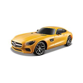 Ford Mustang GT (Plastic Collection) in Orange
