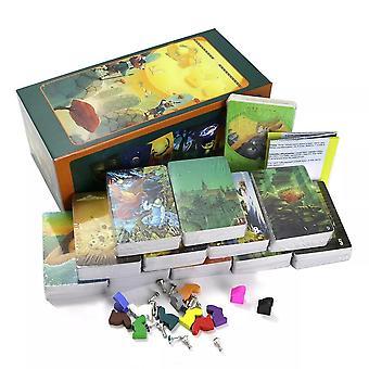 Minikorttipelit kertovat tarinapakasta 1+2+3+4+5+6+7+8+9+10+11, yhteensä 858 korttia, kuvitelkaa lapsille matkaperheen juhlapelilahjoja