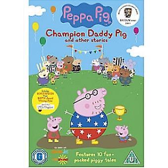 Peppa Pig Vol. 16 Mestari Daddy Pig DVD