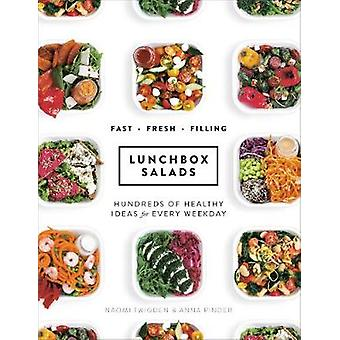 Lunchbox Salads Recipes to Brighten Up Lunchtime and Fill You Up