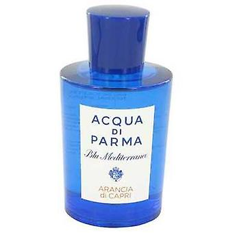 Blu Mediterraneo Arancia Di Capri By Acqua Di Parma Eau De Toilette Spray (tester) 5 Oz (women)