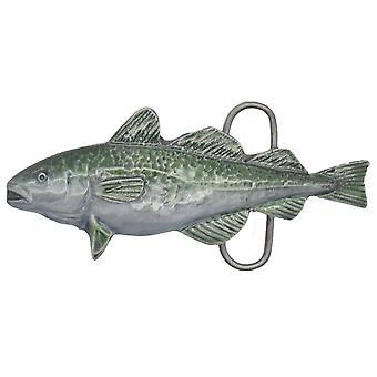 Αλιεία - Αγκράφα ζώνης pewter μπακαλιάρου