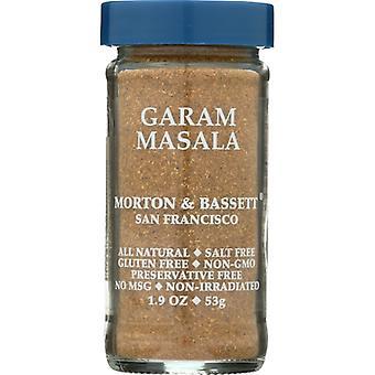 Morton & Bassett Garam Masala, Case of 3 X 1.9 Oz