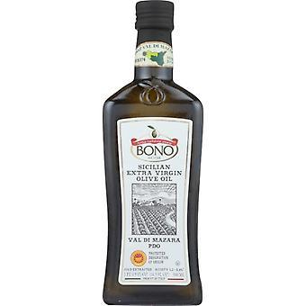 بونو زيت الزيتون Xvrgn صقلية, حالة 6 X 0.5 لتر