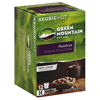 Green Mountain Coffee Kcup Hzlnut, Gehäuse von 6 X 12 PC