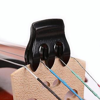كمان كاتم للصوت المعدني كتم الصوتية مخلب الكمان كاتم الصوت الأسود