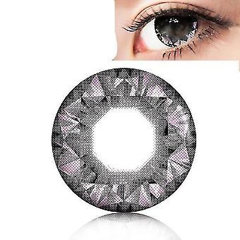 חדש 275 צבע עדשה לעיניים צבעוניים קוסמטיים קוטר גדול יהלומים סדרה sm47748