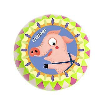 Children's Tin Yo Yo Toy Nostalgic Classic Yo Yo Children's Finger Sports Toy(GROUP2)