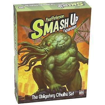 Smash Up Expansion The Obligatory Cthulhu Set