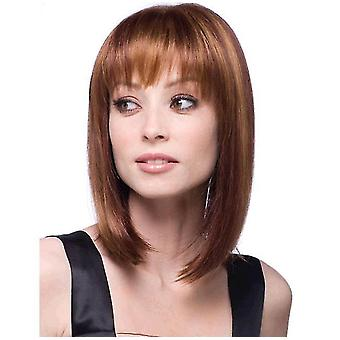 European And American Wigs For Women With Gradient Haircuts And Wigs