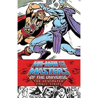 Heman And The Masters Of The Universe The Newspaper Comic Strips by Chris WeberChris Willson