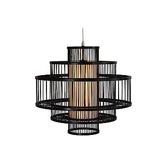 Fine Asianliving Sufit Światło Oświetlenie Wisiorek Bamboo Handmade - Louis