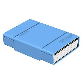 3,5 hüvelykes HDD védődoboz Merevlemez táska Hordozható HDD tok külső HDD SSD tárolódoboz vízhez