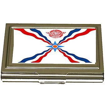 Korthållare  - Assyria flagga