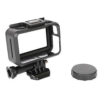 Support de boîtier de protection de cage de caméra d'action