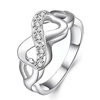 5PCS Rings for Women Alloy  Ring  Wedding Jewelry _8